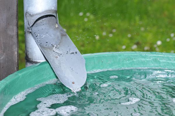 Unsere Leistungen - Regenwassernutzung