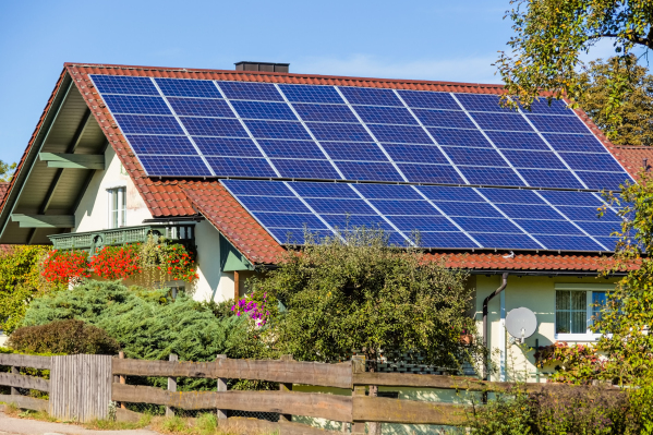 Unsere Leistungen - Solartechnik