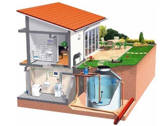 Amazing Regenwassernutzung: Sparen Sie Bares Geld Schonen Sie Die Umwelt