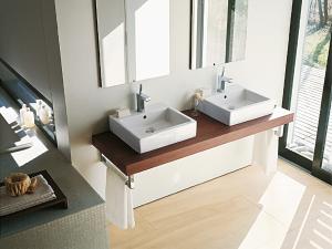 """Installationsvorschlag: Waschtisch Modell """"Vero"""""""