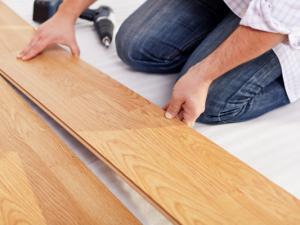 Bodenbelagsarbeiten: Ein Service der Gessner-Haustechnik