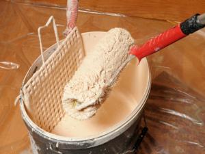 Malerarbeiten: Ein Service der Gessner-Haustechnik