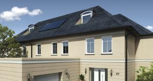 Installationsvorschlag: Sonnenkollektoren Vitosol 300-F