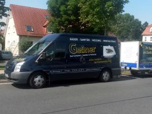 Stefan Geßner – Bad komplett, Sanitär & Heizung